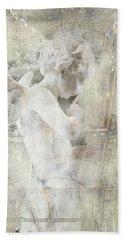 Cherub Child Bethesda Beach Towel