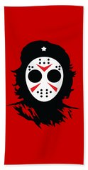 Che's Halloween Beach Towel