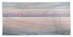 Chesapeake Sunset Beach Towel