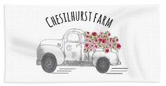 Chesilhurst Farm Beach Sheet