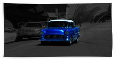 Chevy Bel Air Beach Sheet