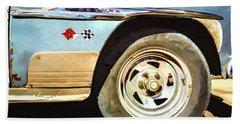 Chevy Deluxe Beach Sheet