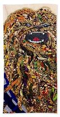 Chewbacca Star Wars Awakens Afrofuturist Collection Beach Towel