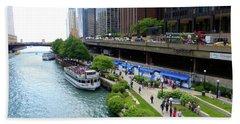 Chicago 2016 7 Beach Towel