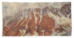 Chief Joseph Mountain Beach Towel