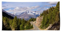 Chief Joseph Scenic Highway Beach Towel