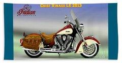 Chief Vintage Le 2013 Beach Sheet