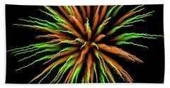 Chihuly Starburst Beach Towel