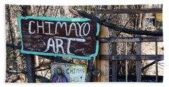 Chimayo Art Beach Sheet