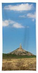 Chimney Rock Nebraska Beach Sheet