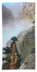 China Memories Beach Sheet