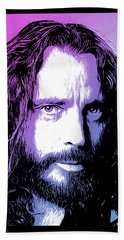Chris Cornell Tribute Beach Towel