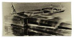 Vintage Chris Craft - 1958 Beach Sheet