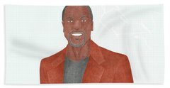 Chris Tucker Beach Towel