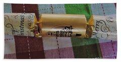Beach Sheet featuring the photograph Christmas Cracker by Cassandra Buckley