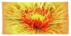 Chrysanthemum Beach Sheet