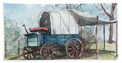 Chuck Wagon Beach Sheet
