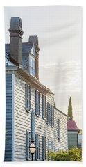 Church And Water Charleston Sc Beach Sheet