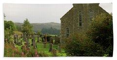 Church In Isle Of Skye Beach Towel