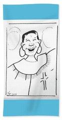 Church Lady 2 Beach Towel