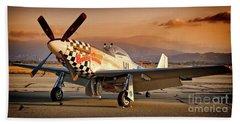 Cielos Llcs P-51 Mustang Buzzin Cuzzin  44-84735 Version 2 Beach Sheet