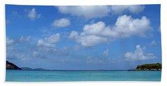 Cinnamon Bay 6 Beach Towel