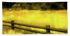 Ciquique Pueblo Meadow 2 Beach Sheet