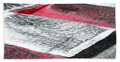 Circuit De Montreal ... Beach Towel