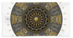 Circulosity No 3014 Beach Towel
