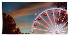 Circus Dusk Beach Sheet