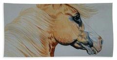 Palomino Paint - Cisco Beach Sheet by Cheryl Poland