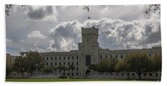 Citadel Military College Beach Towel