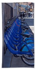 Citibike Beach Sheet