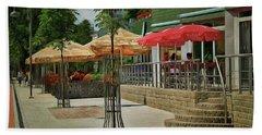 City Cafe Beach Sheet