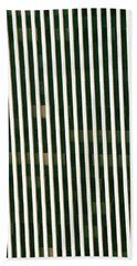 City Stripes Beach Towel