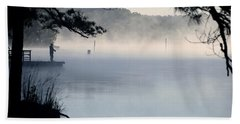 Calm Day Beach Towel