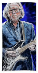 Clapton 2 Beach Towel