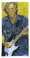 Clapton1 Beach Towel