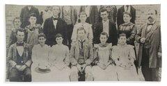 Class Of 1894  Beach Sheet