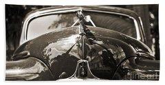 Classic Car Detail - Dodge 1948 Beach Sheet