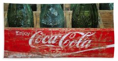 Classic Coke Beach Towel