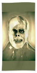 Classic Phantom Of The Opera Beach Towel