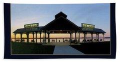 Clayton Pavilion Beach Sheet