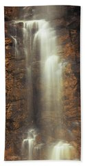 Cleansed From Above Beach Towel by Rick Furmanek