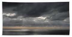 Clearing Storm Beach Towel