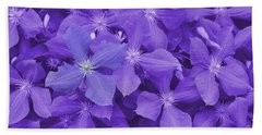 Clematis Beach Sheet