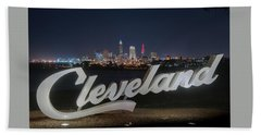 Cleveland Pride Beach Towel