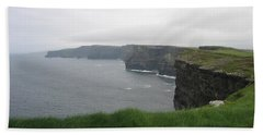 Cliffs Of Moher 1 Beach Towel
