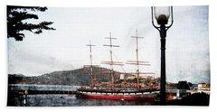 Clipper Ship Beach Sheet