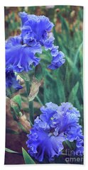 Beach Towel featuring the photograph Close To Heaven by Linda Lees
